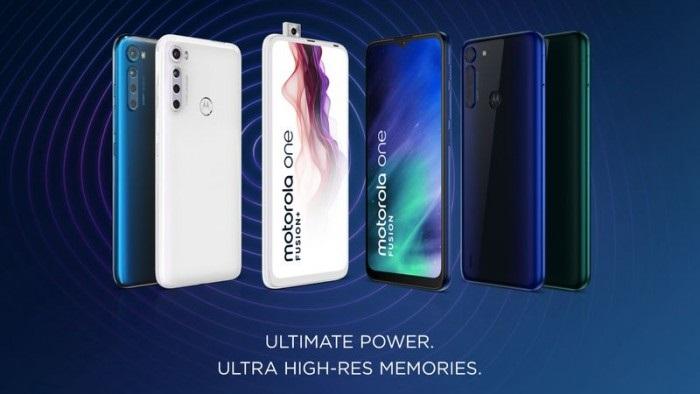 摩托罗拉 One Fusion 悄然发布:骁龙 710 + 后置四摄