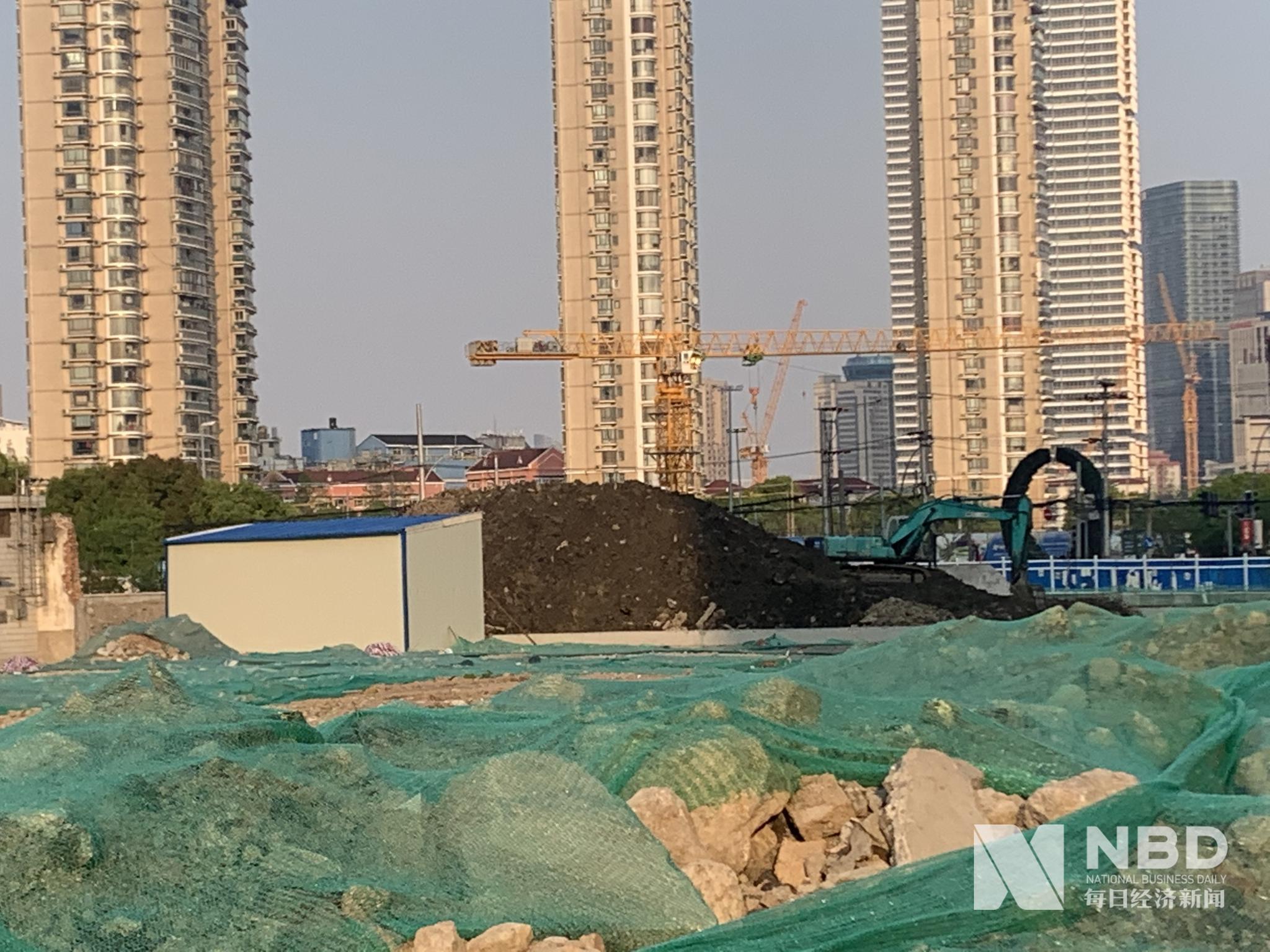 """上海涉""""围标""""地块再出让:187"""