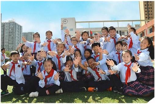 """最美的校园 """"最好的老师""""今年开学季 西安市长安区20所学校将迎来新生"""