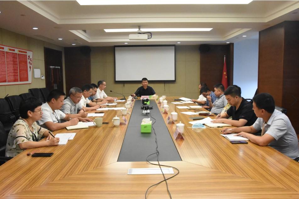 温州市民宗局召开局党组扩大会议学习传达部署民族团结进步工作图片