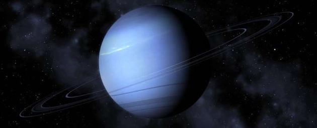 借助 LCLS X 射线激光,最新实验表明:海王星和天王星内部存在钻石雨