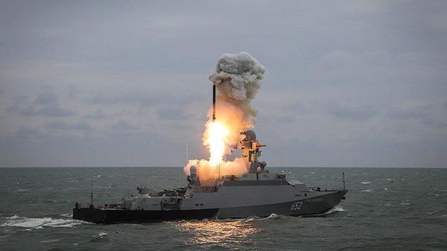 """没有航母又何妨?俄海军在建59艘舰艇43艘能打""""口径"""""""