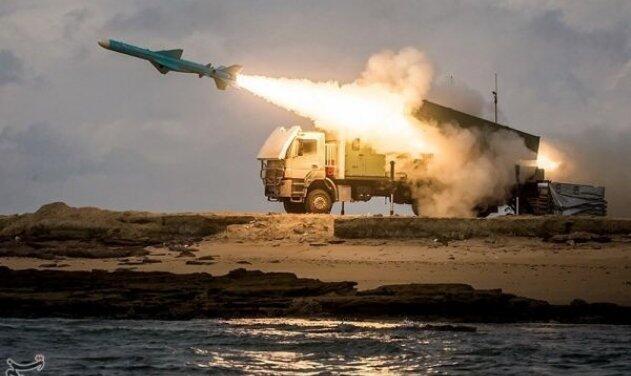 伊朗在霍尔木兹海峡大规模军演 美军基地高度警惕