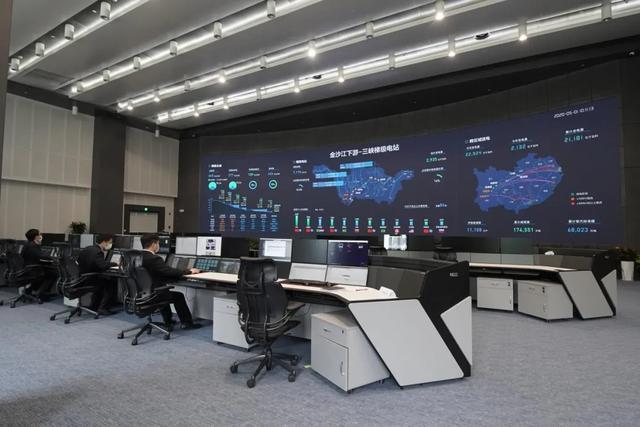 长江电力联合调度范围扩展至乌东德水电站