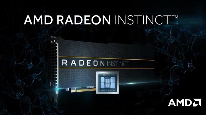 AMD Radeon Instinct MI100 CDNA计算卡FP32性能超越英伟达A100