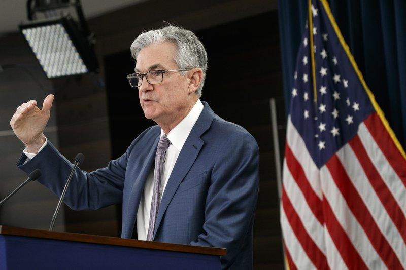 美联储主席:美第二季度GDP或达史最大降幅 前景不明