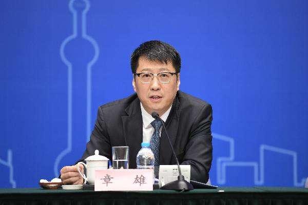 人事|章雄任上海市卫健委党组书记、副主任,曾担任上海交大医学院副院长