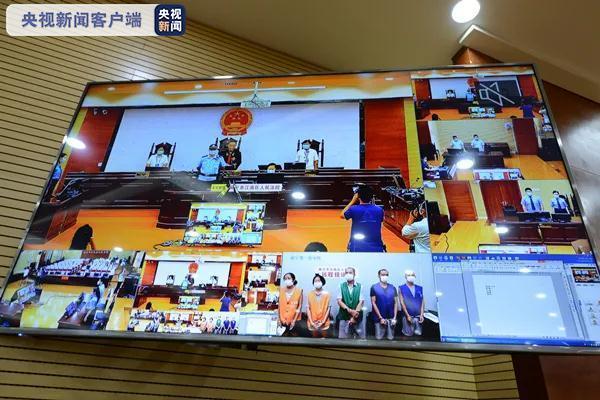 最高获刑17年 广西南宁公开宣判一起套路贷恶势力犯罪集团案件
