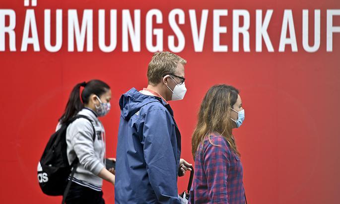 奥地利第二季度国内生产总值同比下降12.8%