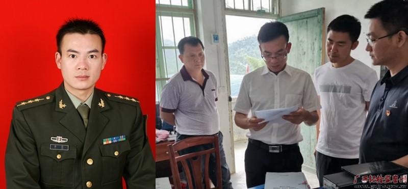 """桂林:不一样的""""战场"""" 一样的忠诚与担当"""