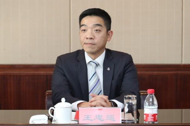 刑事变报科(CIB)总警司王忠巡