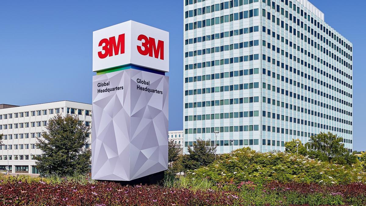 △3M公司位于美国的总部