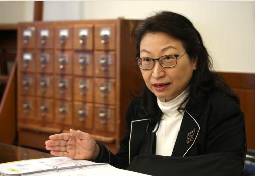 """香港律政司司长提醒""""不要以身试法"""":违反香港国安法罪成,将终身丧失选举资格图片"""
