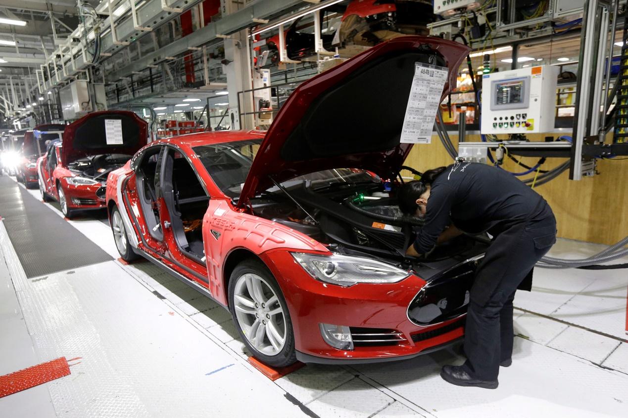 △加拿大乃至北美地区的汽车行业或将因《美墨加协议》逐渐失去国际竞争力