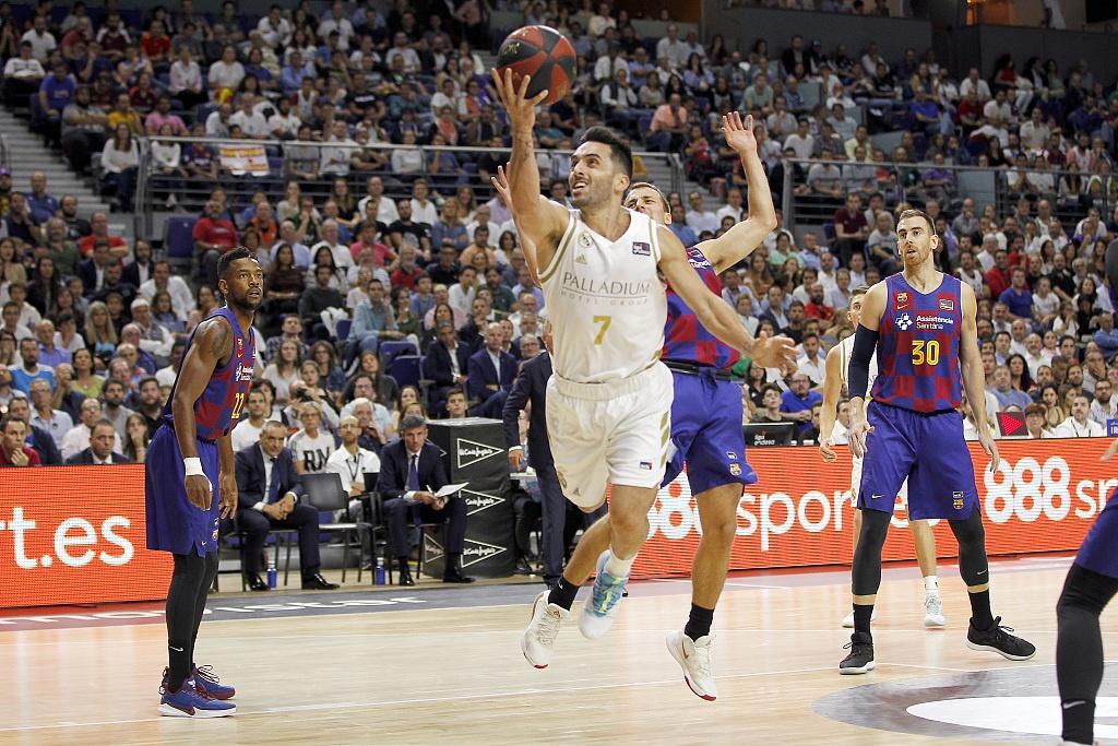 阿根廷记者:皇马后卫坎帕佐已和一支NBA球队达成协议