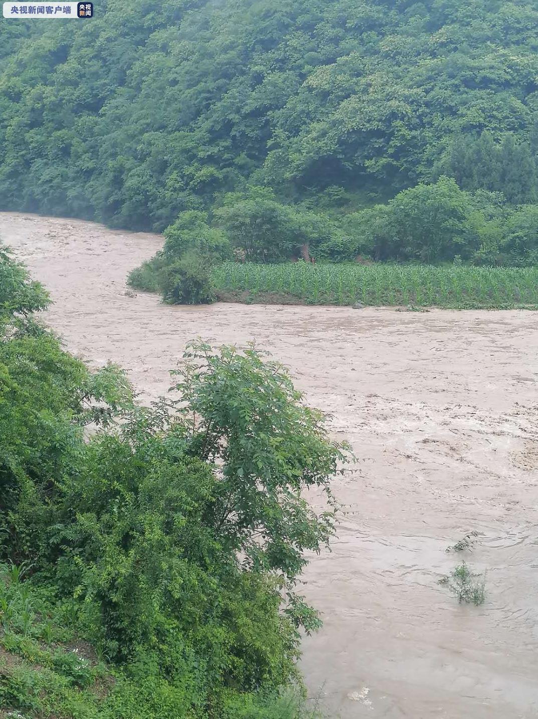 「高德注册」4个区县降暴雨大暴雨2高德注册河流超警图片