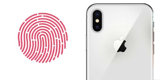 新专利曝光:苹果继续测试光学屏下指纹技术