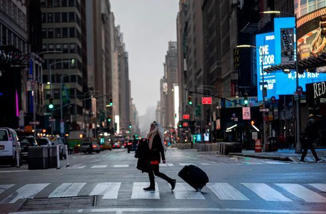 """疫情与动荡促使美国人逃离大城市,纽约多地成""""鬼城"""""""