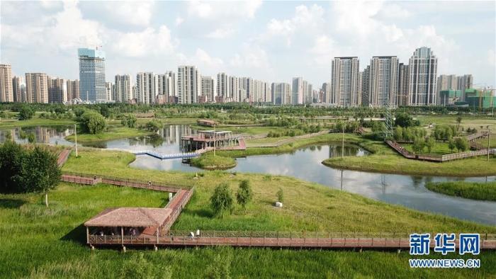 黑龙江:湿地与城市和谐共生
