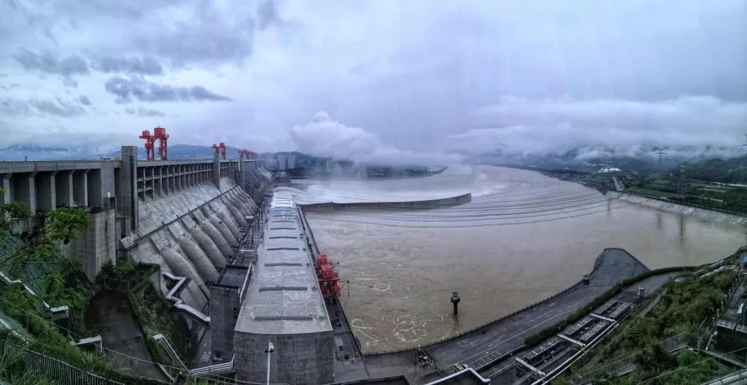 太阳2:峡水库有效拦太阳2蓄长江2020图片
