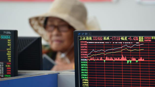 天富,交量创五年新高海外看好中国市场天富图片