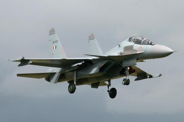 印度欲求俄尽快提供苏-30零备件 并急购三军所用弹药