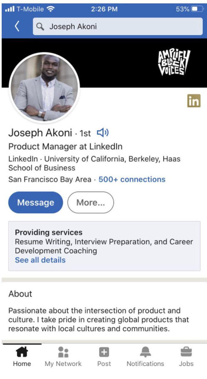 [图]不怕读错对方名字了 LinkedIn允许用户录制自己名字的正确发音