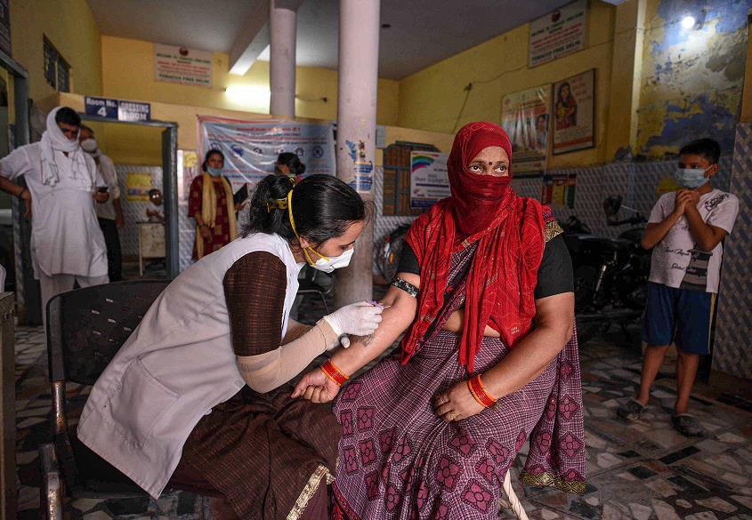 印度新冠病毒检测累计超1000万次