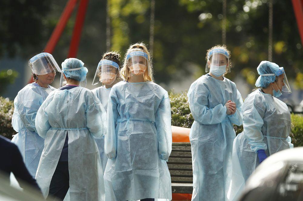 澳大利亚迎来第二波疫情 维多利亚州重启封锁措施