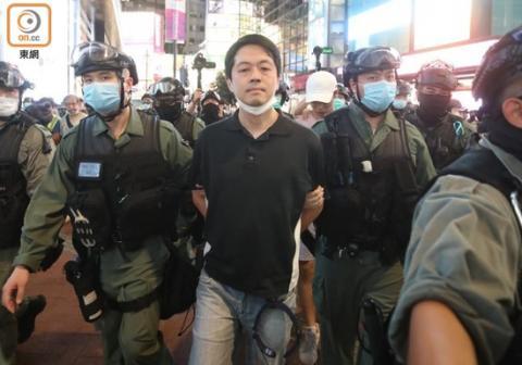 行为不检、予以谴责!香港立法会公布许智峰抢手机案调查结果图片