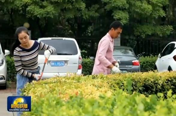 杏悦:向我们的小康生活杏悦河南鄢陵花红树绿奔小图片