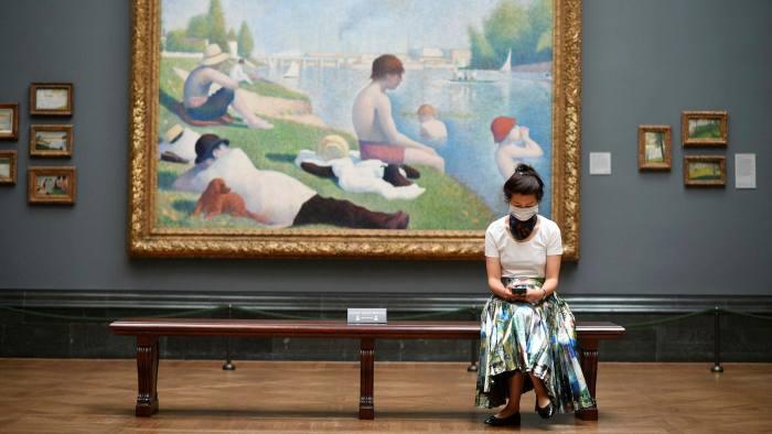 英国:国家美术馆8日起重新对外开放 游客须遵守多项防疫政策