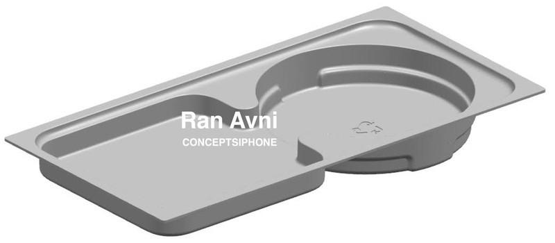 苹果 iPhone 12 超薄包装盒内嵌