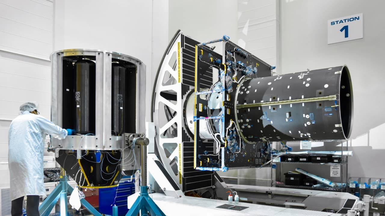 美国宇航局的Psyche小行星探测任务到达一个重要的里程碑
