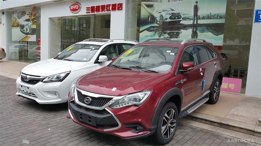 比亚迪(01211.HK)6月汽车销量3.37万辆 减少12.9%