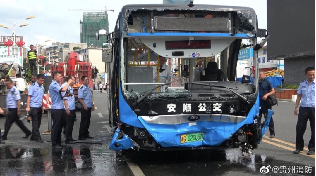 图片来源:贵州消防