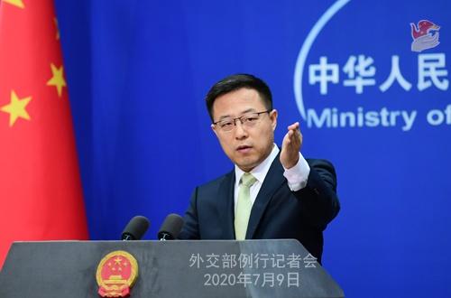 法国考虑就中方实施香港国安法采取措施?外交部回应图片