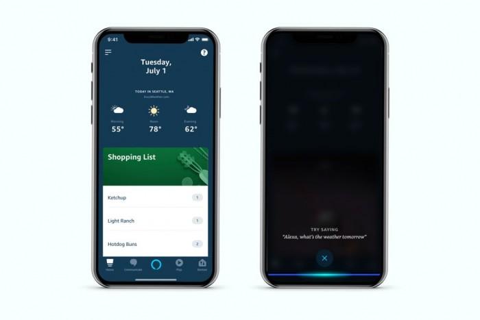 [图]无需手动启用:亚马逊让移动用户更轻松访问 Alexa 语音助手