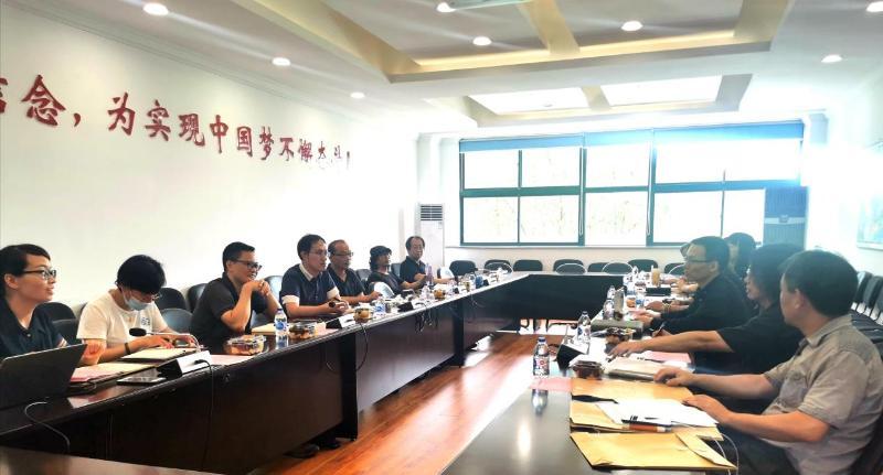 上海交大教务处赴设计学院调研美