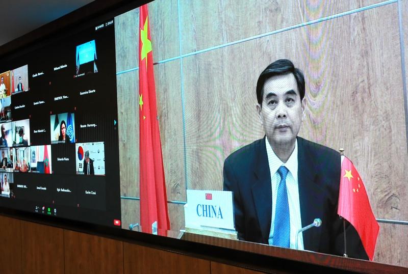 人社部部长:劳动力市场需求升温,就业局势逐步回稳图片
