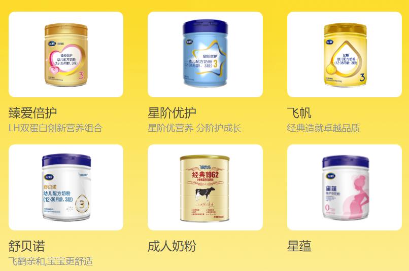 飞鹤再遭做空背后:号称奶粉界茅台,年销1亿罐老板称全球最贵