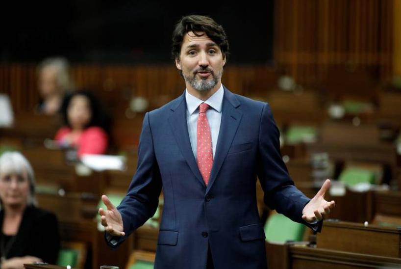"""特鲁多不点名酸美国:加拿大抗疫 比""""邻国""""强"""