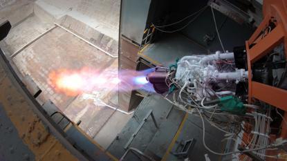 星际荣耀JD-1液氧甲烷发动机:顺利通过连续变推力长程试车