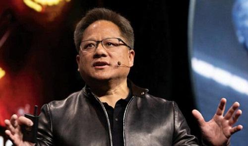 英伟达 CEO 黄仁勋身价接近 100 亿美元