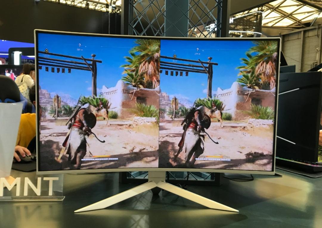 TCL 华星展示 240Hz 高刷新率平板显示屏,96% 屏占比