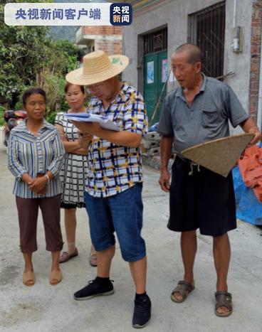 广西一驻村干部在扶贫一线突发脑溢血离世 年仅48岁