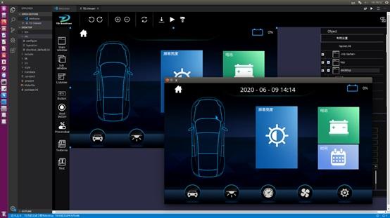 比肩 Qt,龙芯中科、蓝星科技自主研发嵌入式图形系统 TD