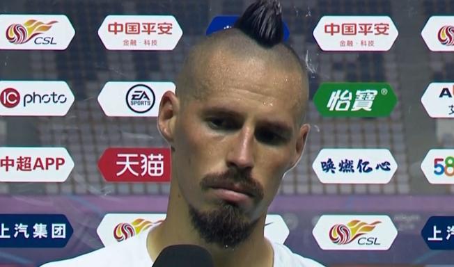 哈姆西克:相信以今天的状态去踢,我们之后会取得胜利的