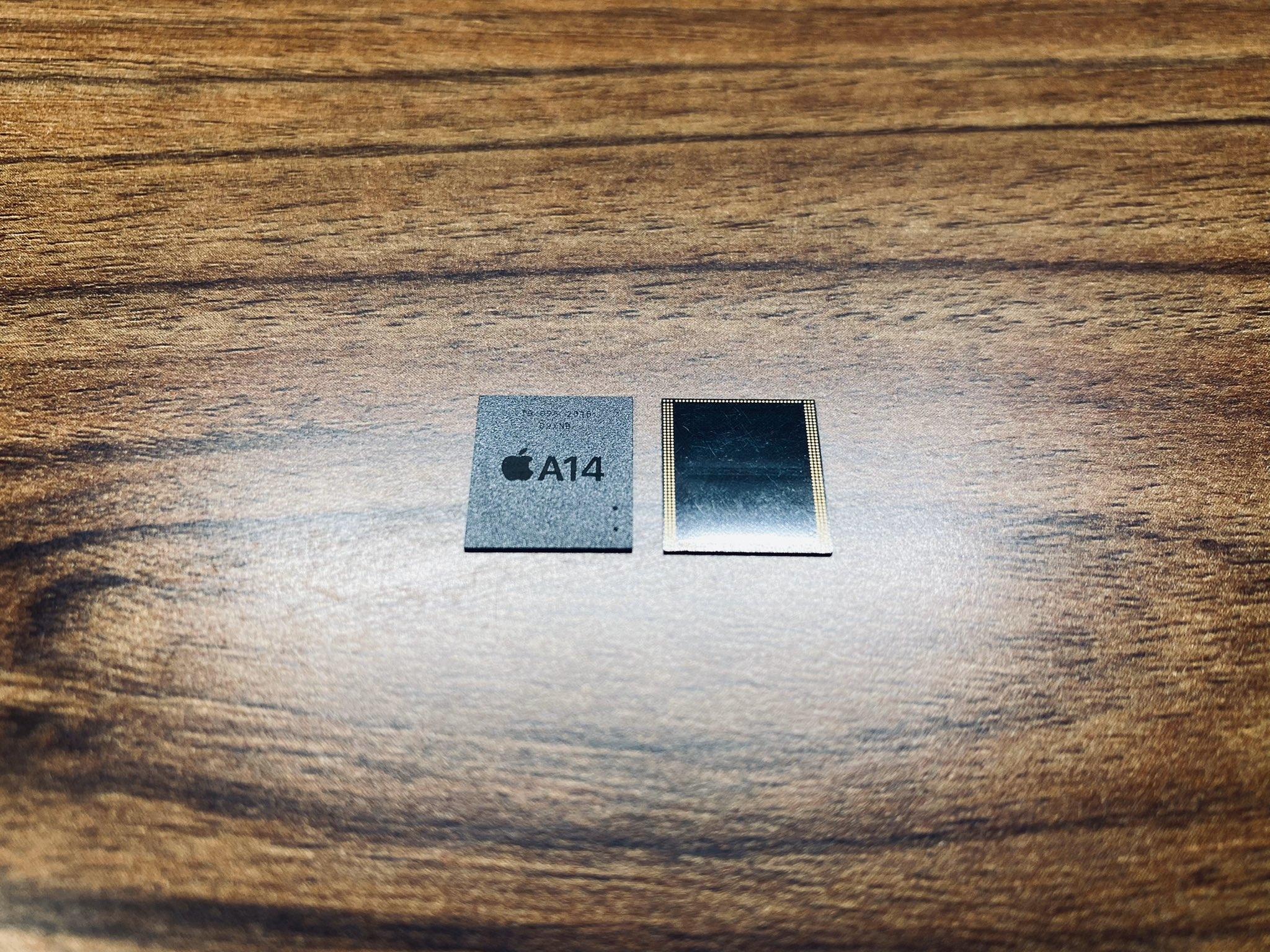 5nm制程令苹果A14性能提升明显:CPU/GPU领先A13约50%