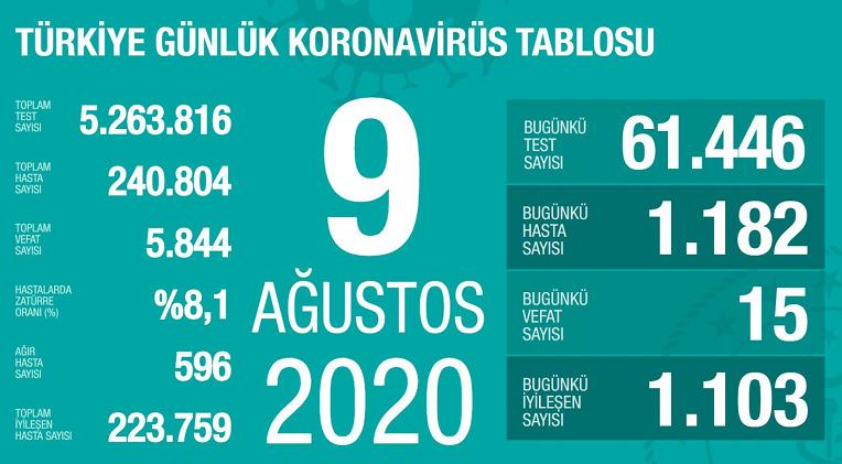 土耳其新冠肺炎累计确诊病例超24万